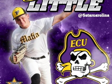 Shoutout to JD Little for committing to East Carolina University!