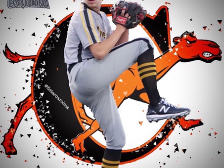 Jackson Humphries signs to Campbell University