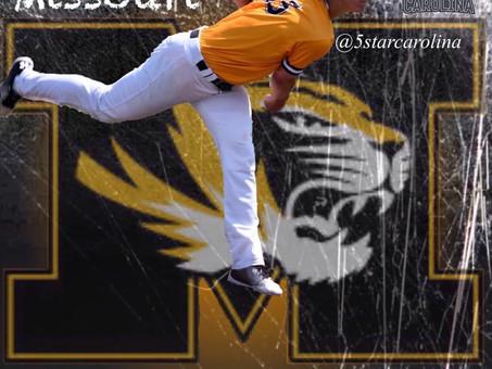 Zach Dantuono signs to The University of Missouri