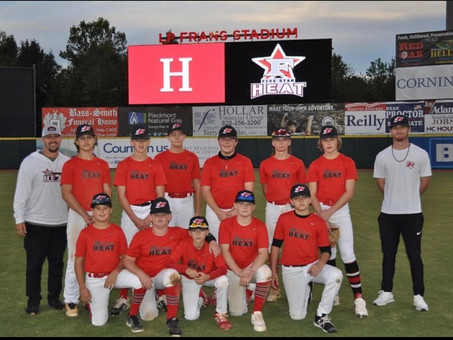 Double Header Champions - Harrington 13U