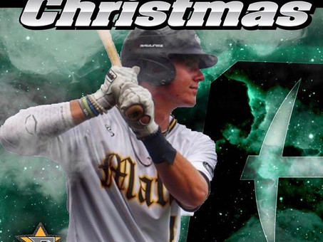 Seth Christmas commits to UNC Charlotte!! Congratulations!!