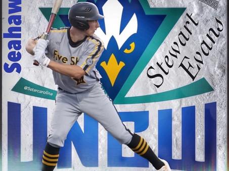 Stewart Evans commits to University of North Carolina Wilmington
