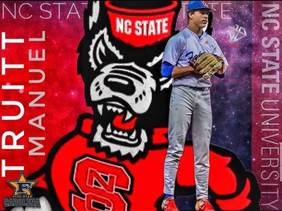2022 Truitt Manuel commits to NC State University