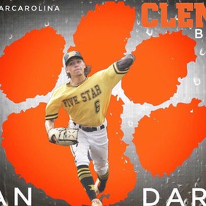Ethan Darden Commits to Clemson University