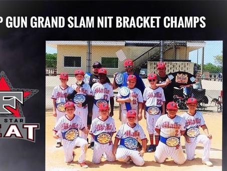 5 Star Heat 11u - Patrick out of Greenville NC Top Gun Grand Slam NIT Bracket Champs