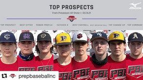 Casey Gouge and Mason Smith Top Prospects at PBR