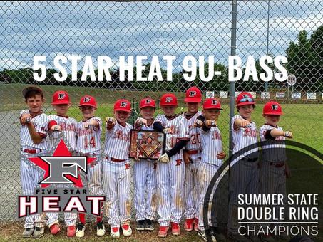 5 Star Heat 9u- Bass