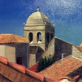 La Liviniere Rooftop by Jeanette Selfridge