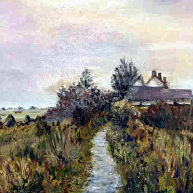 East Coast Cottage by Bob Furley