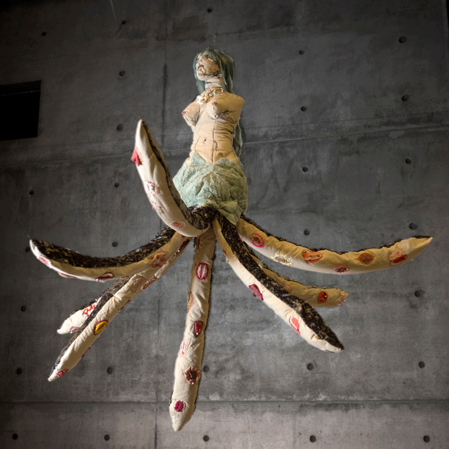 Octopussy / 2018