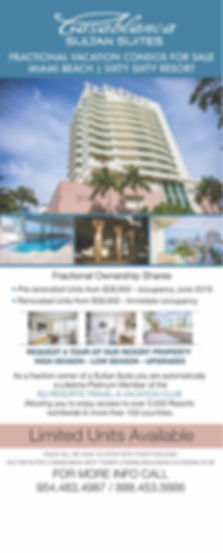 Sultan Suite Sales