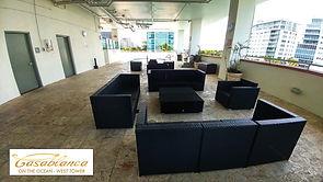 Casablanca West Ownes Pool Lounge