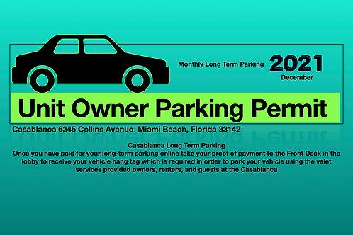 Casablanca SEASONAL Parking