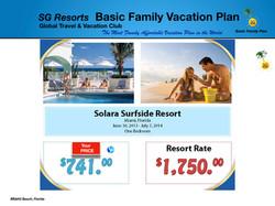 SG Resorts Membership Plans from $59