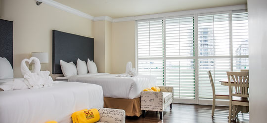 Casablanca's Sultan Suites represents the best Miami Beach has to offer in the way of Boutique Hotels