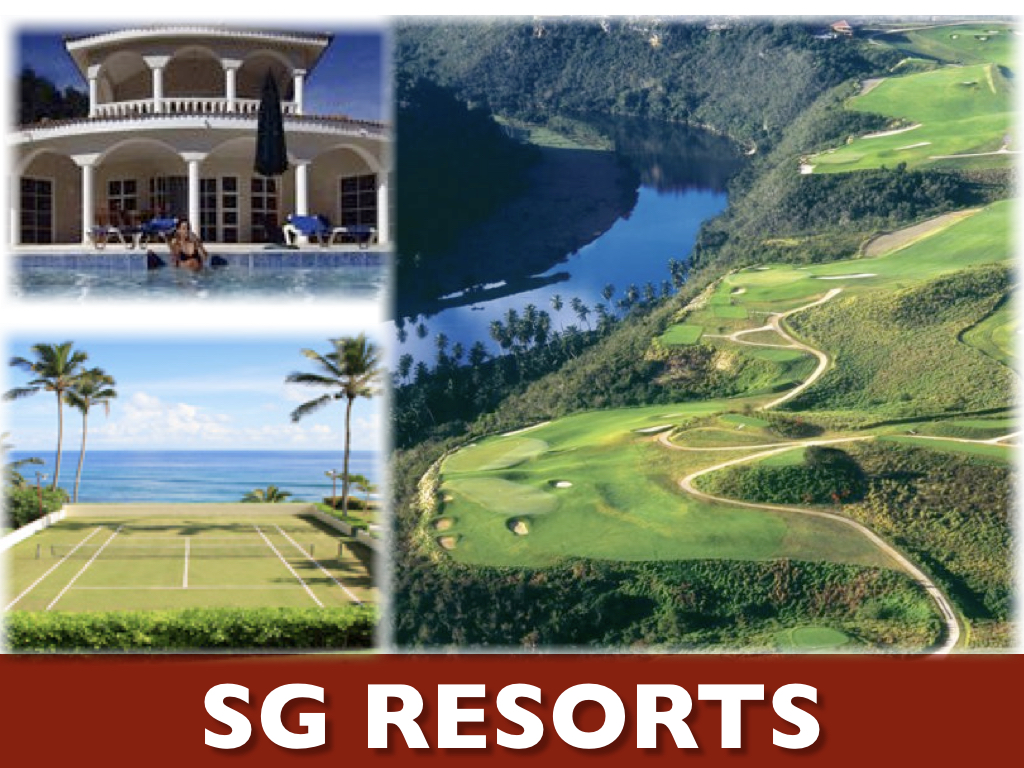 SG Resorts Travel & Vacation Club