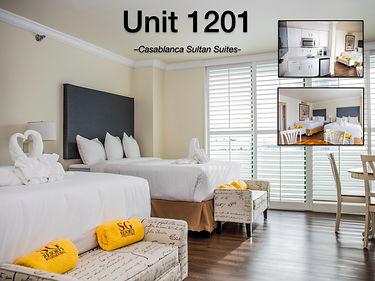 Sultan Suite Model 1201