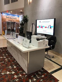Sultan Suite Sales Center