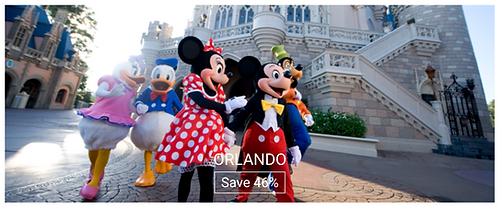 SG Resorts Disney Savings