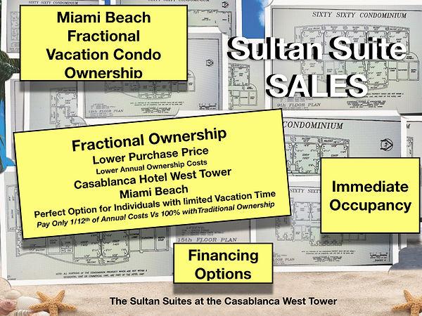 Sultan Suite Miami Beach