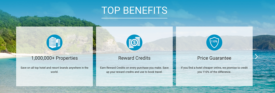 SG Club Benefits