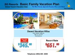SG BASIC FAMILY PLAN from $596