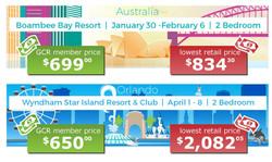 SG Travel & Vacation Club - Standard