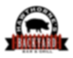 Hawthorne's Backyard Logo
