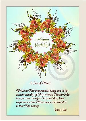 Happy Birthday-F