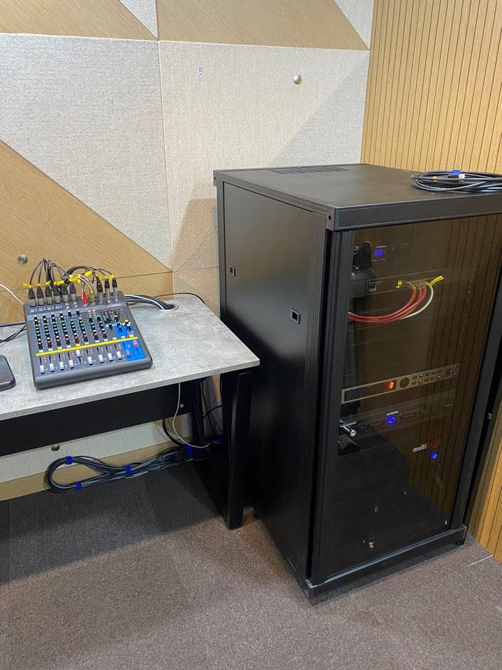 NIPA 화상 스튜디오 시스템