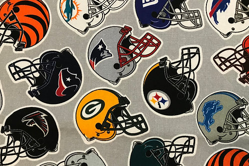 NFL Helmet Fabric Mask