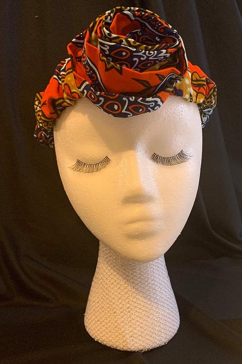 The Zodene Headband with Rose