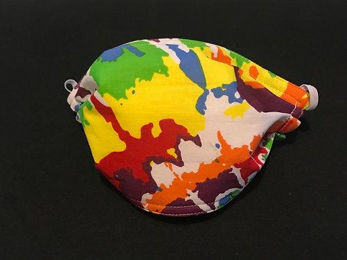Tie Dye fabric Mask