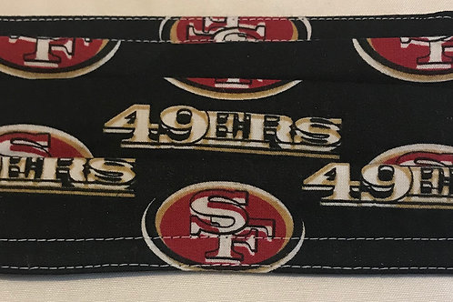 San Francisco 49ers Mask