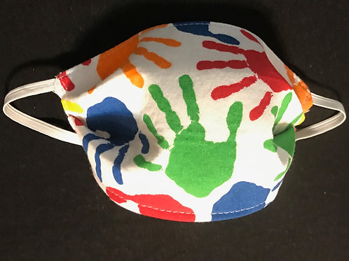 Hands Fabric Mask