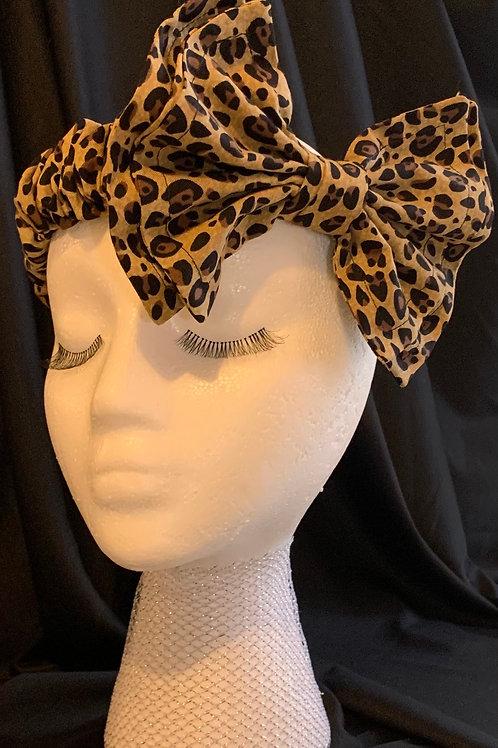 The Latrez Headband with Bow