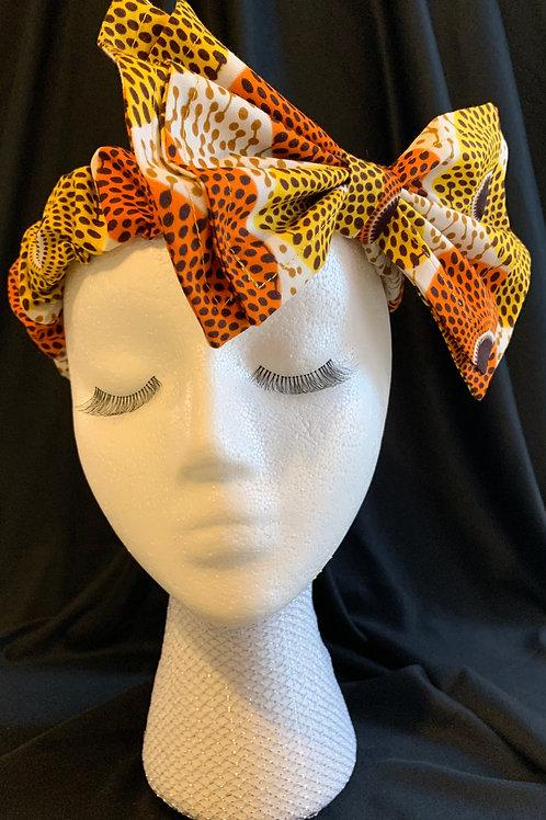 The Eula Headband with Bow