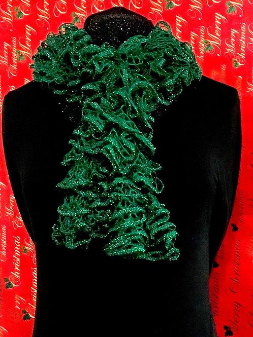 Holly Green scarf