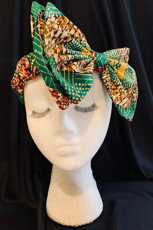 The Shantel Headband with Bow
