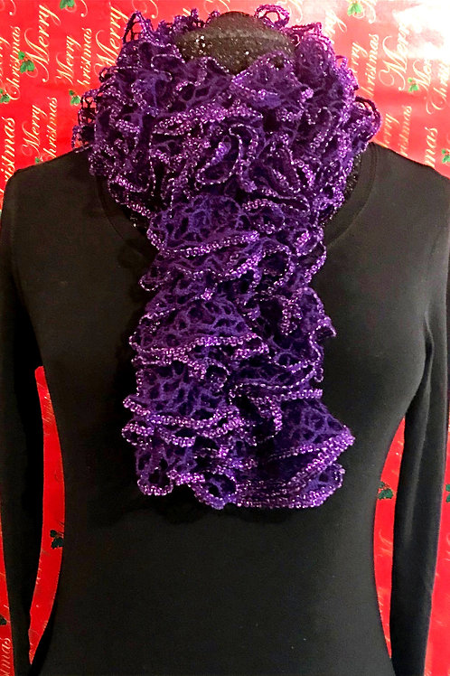 Purple Passion Scarf