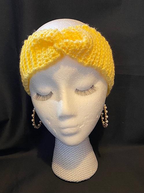 Narrow Crochet Headband
