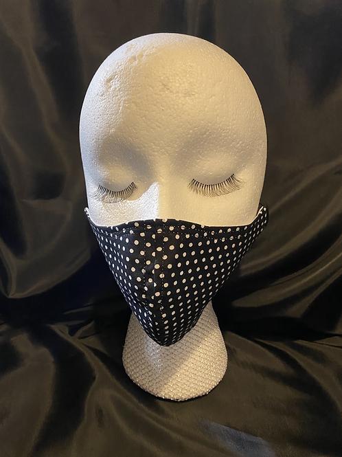 Polka Dot masks