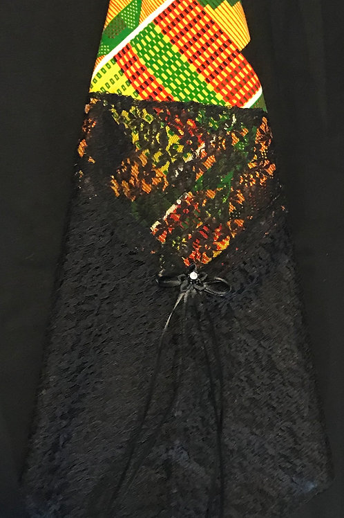 Medium Maya Angelou lap scarf