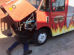 Food Truck Starter Replacement