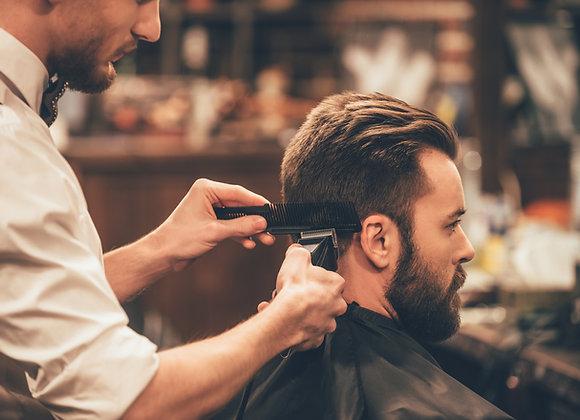 Барбершоп | стрижка и уход за волосами, бородой | финансовая модель бизнес плана