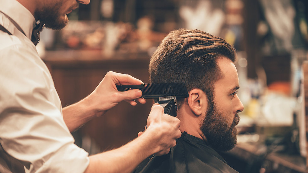 Hair & Beard Styling