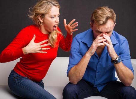 Allergie durch toxisches Umfeld, Gefühlsklärer und seine Frau