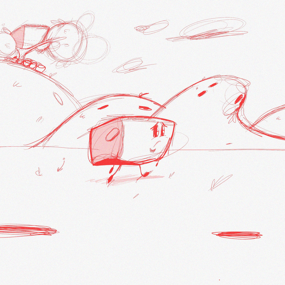 Knox the Box Sketch