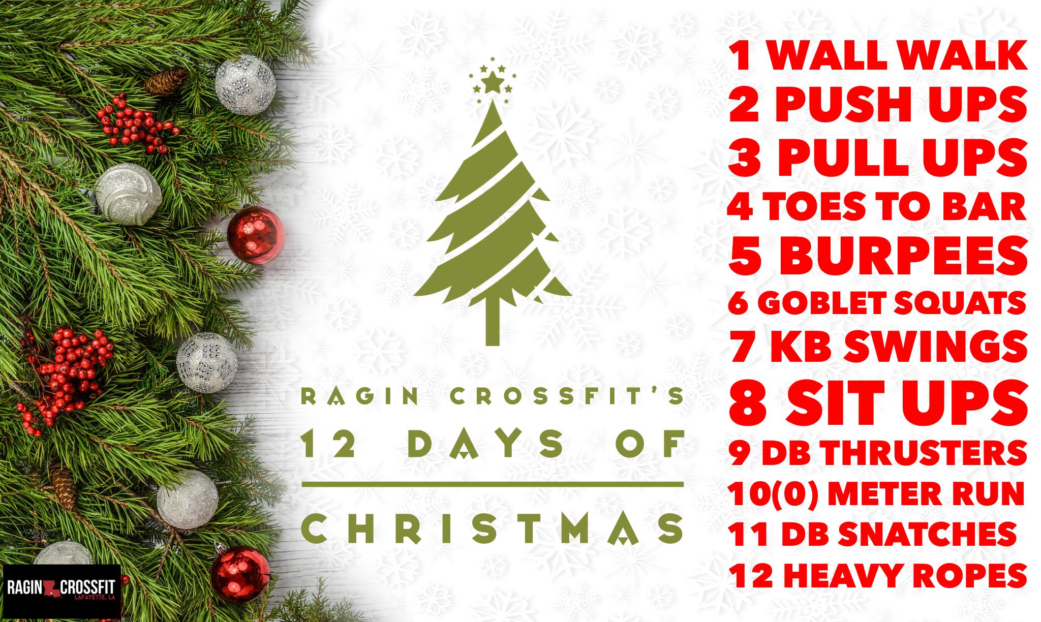 December 23, 2017   Ragin CrossFit