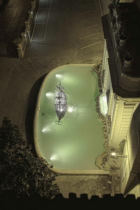 Fontana della Galera